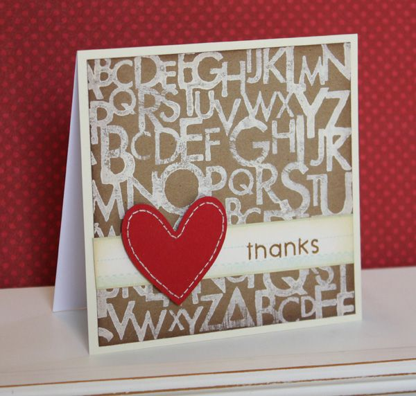 alpha hearts: Alphabet Cards, Hero Arts Cards, Paper Card, Teacher Card, Card My Style Pinboard, Cards Invitations, Cards Better, Heart Cards