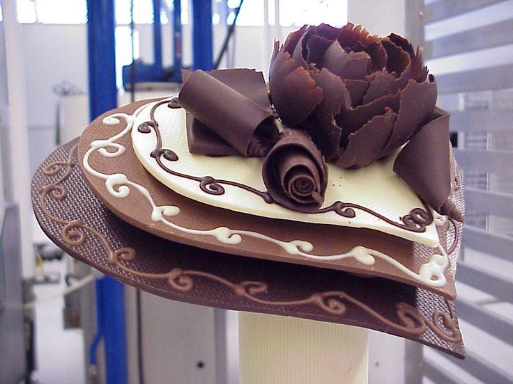 Chocolate heart   ♥♥♥♥ Amazing