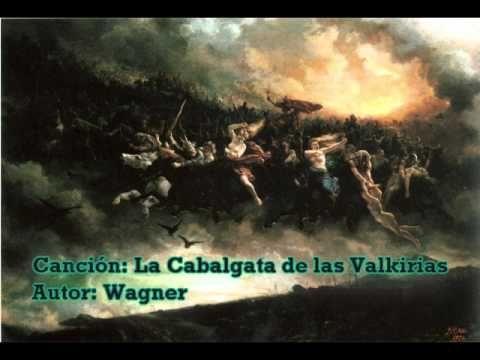 Wagner - La Cabalgata de las Valkirias