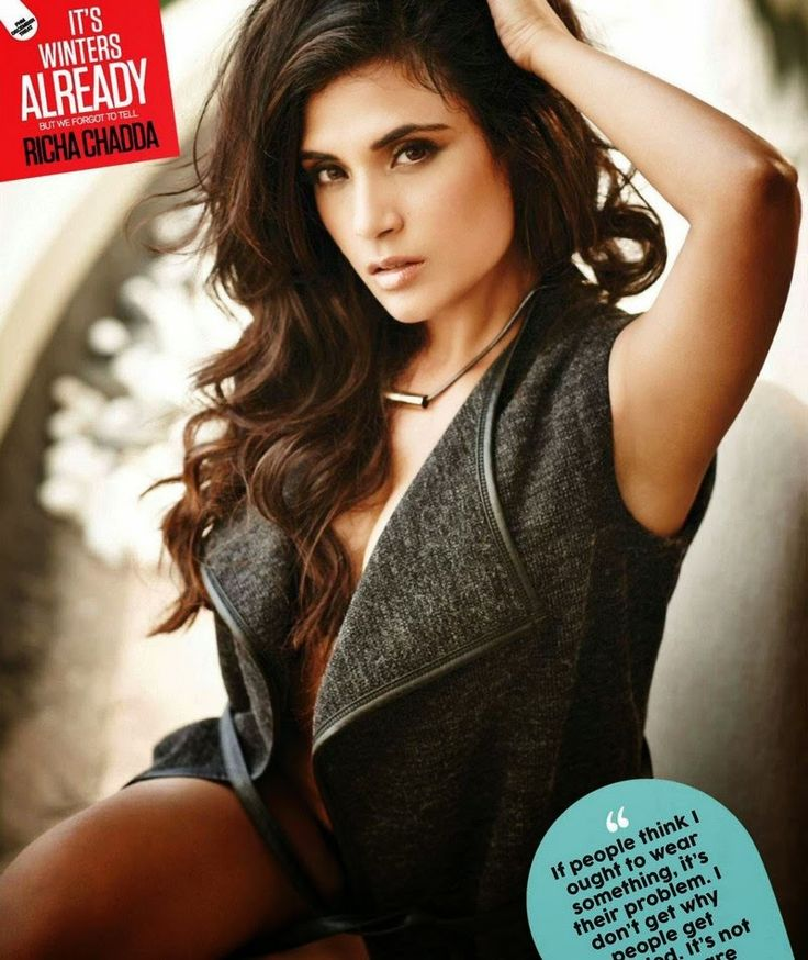 Richa Chadda hot bikini photoshoot December Edition