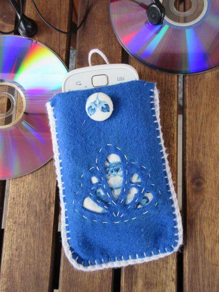 Custodia per cellulare o per fotocamera di La fantasia su DaWanda.com