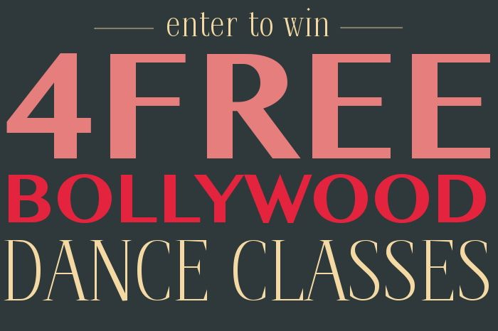 Bollywood Dance Class Giveaway | Step Out Buffalo