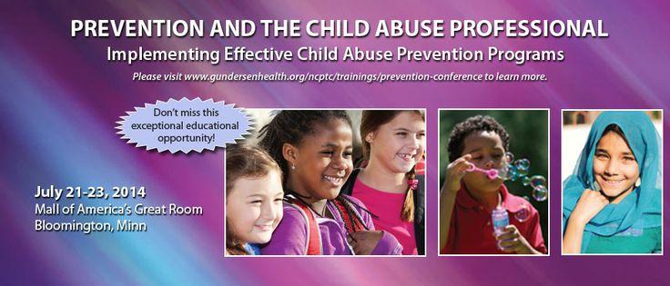 Jacob Wetterling Resource Center - Gundersen National Child Protection Training Center