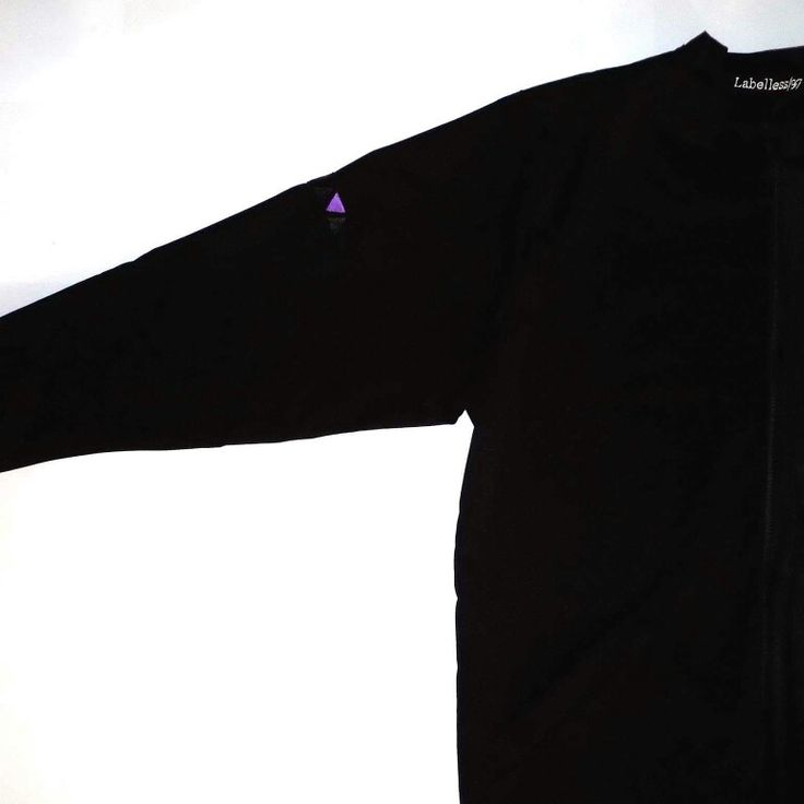 Long Bomber Jacket #labellessgallery #fashion
