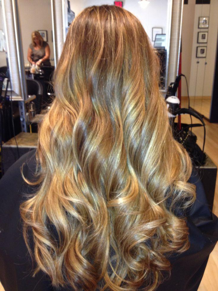 Beautiful Long Blonde Golden Hair Hair Stuff That I