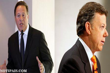 ¡CANDELA! Presidente de Panamá ataca y humilla a Santos sobre el proceso de paz ( DETALLES)
