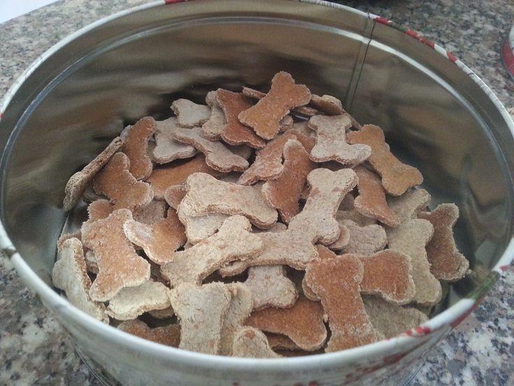 Biscotti mela e carota per cani - Powered by @ultimaterecipe