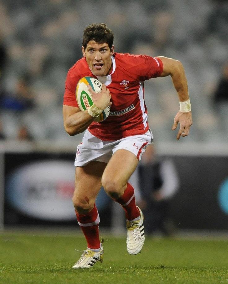 Wales - James Hook