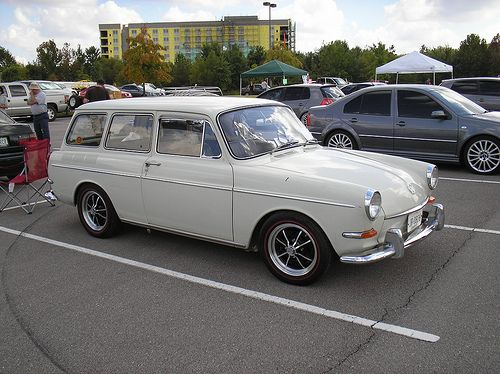 1966 Volkswagen Squareback Sedan (Type 3) Volkswagen and
