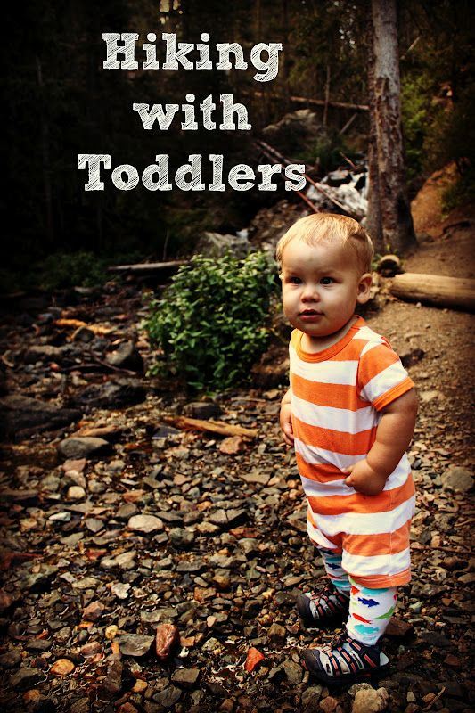 Family Travel: Hiking with a Toddler - Bare Feet on the Dashboard