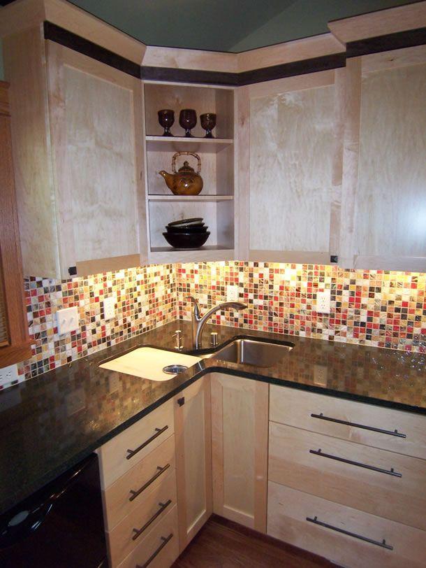 corner cabinet with kitchen sink - Corner Kitchen Sink