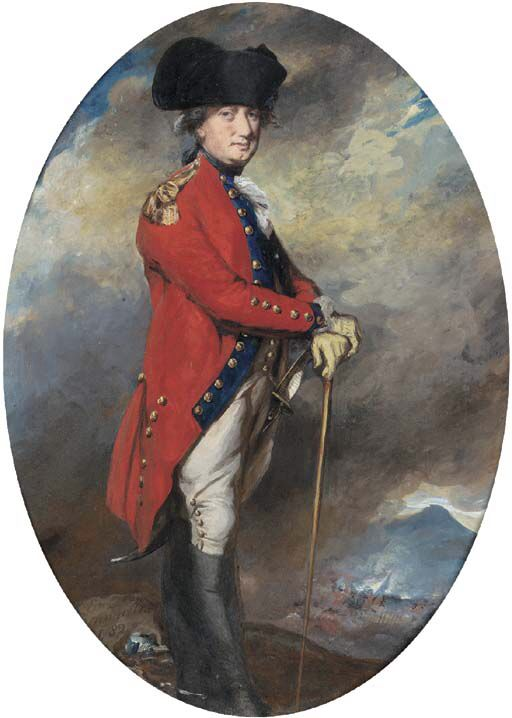 Lord Charles Cornwallis was the main British commander in the south. I was under the impression he was the top general for the British.