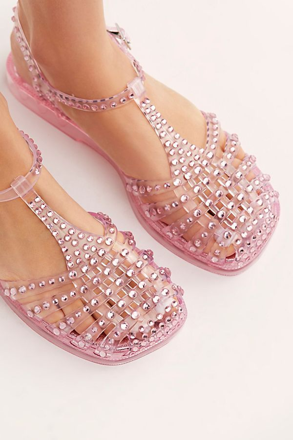 335d47dc20c9 Time Travel Jelly Sandal | Sols To My Feet | Jelly sandals, Jelly ...