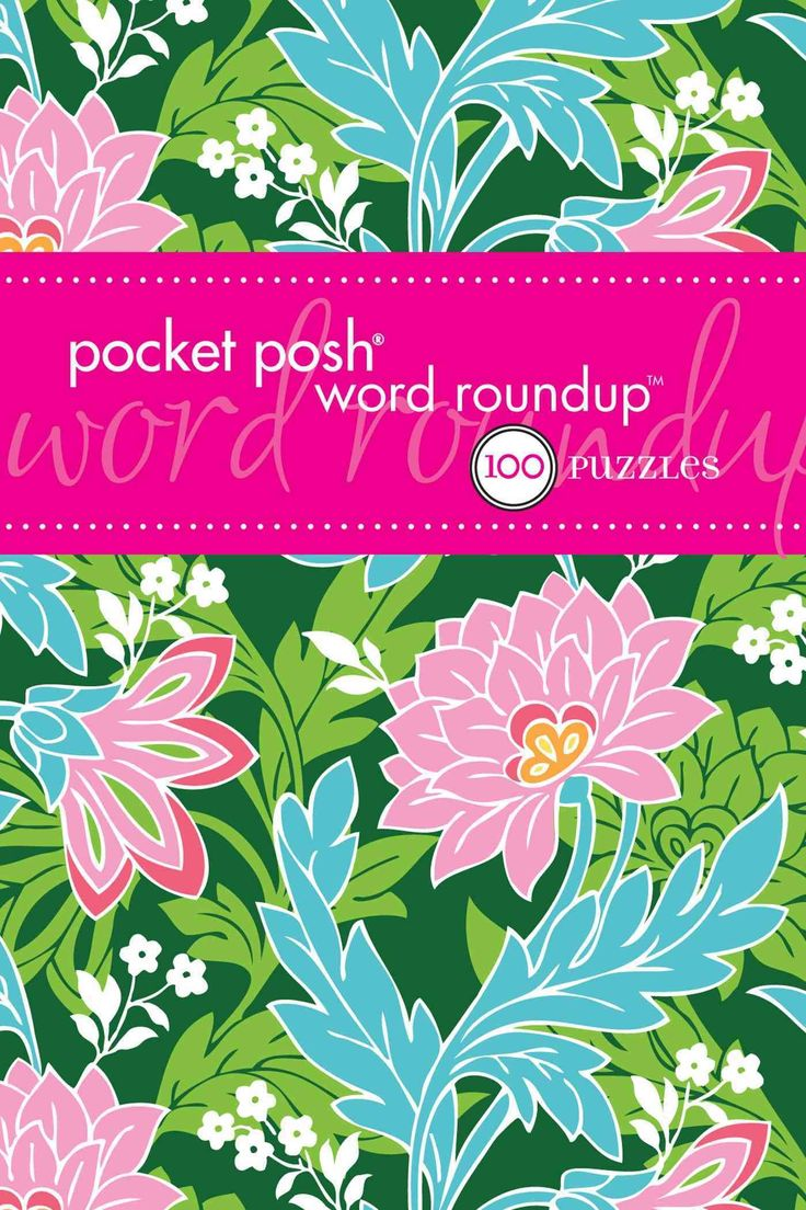 Posh Word Roundup 5: 100 Puzzles