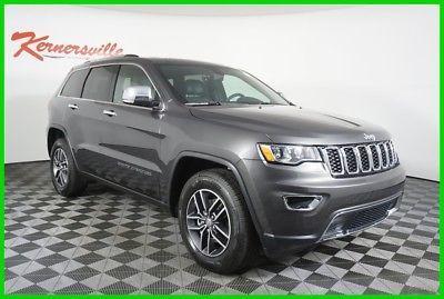 eBay: 2018 Jeep Grand Cherokee Limited New 2018 Jeep Grand Cherokee Limited RWD 3.6L V6 24V Automatic SUV #jeep #jeeplife