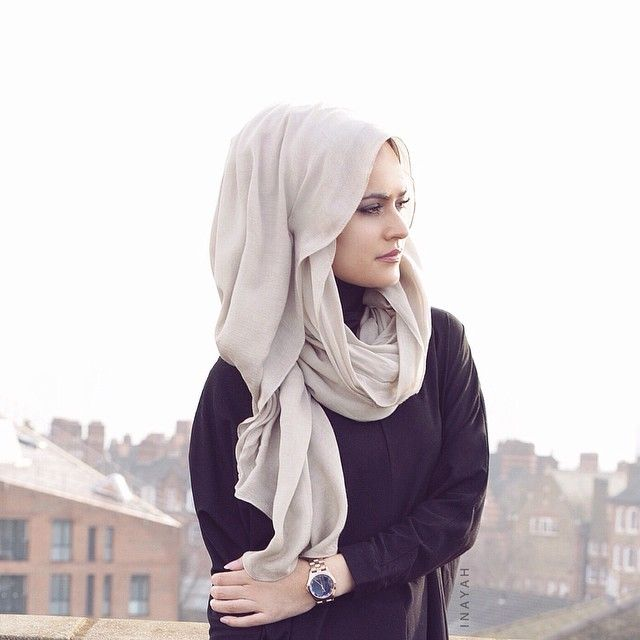 Beauty of hijab