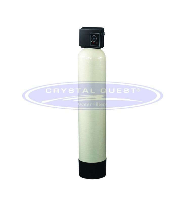 Crystal Quest Granular Activated Carbon Water Filter System