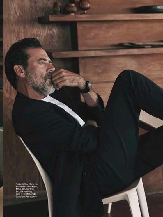 Jeffrey Dean Morgan-he needs to stop...
