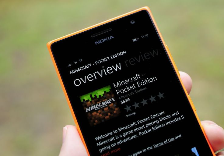 Minecraft Pocket Edition comes to Windows Phone