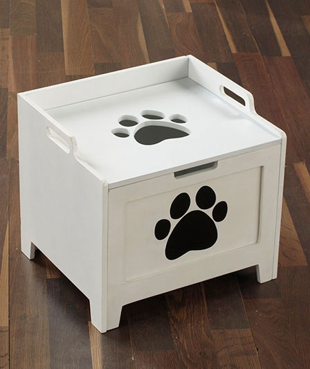 ... about dog toy box on Pinterest | Toys, Wooden dog beds and Diy toy box