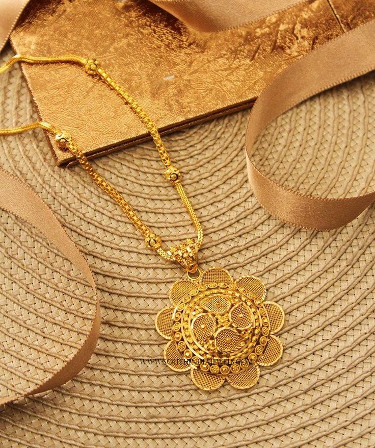 The 25 best gold chain with pendant ideas on pinterest layered gold chain with floral pendant mozeypictures Images
