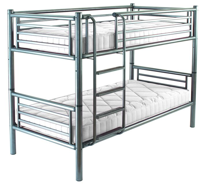 12 astonishing bunk beds with mattress digital picture for Jay be bunk bed