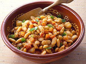 いんげん豆の煮込み(Amway)