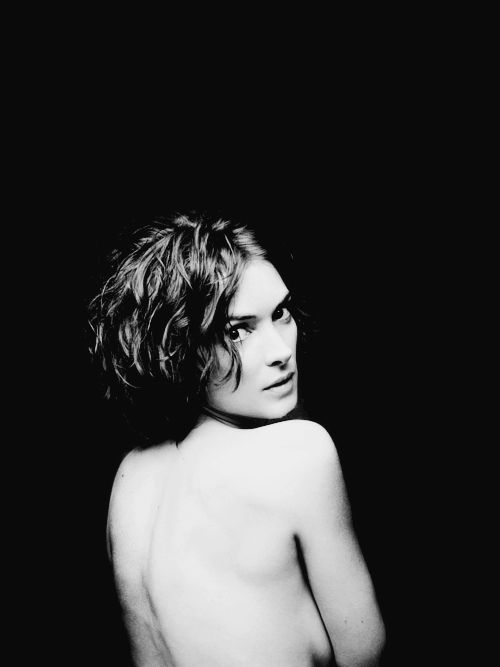 If I showed you scripts from my first few movies, the descriptions of my characters all said 'the ugly girl'. Winona Ryder
