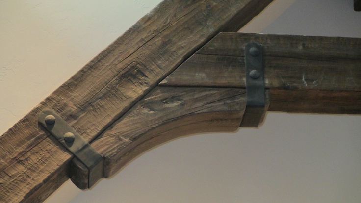 60 best wood connectors images on pinterest beams for Old world traditions faux beams