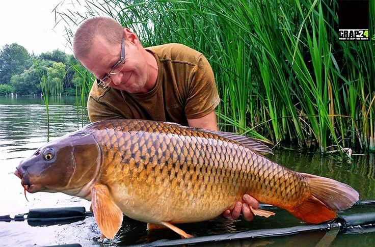 """Alain Stangaciu: """"Speram totuși ca peștii să-și trădeze la un moment dat prezența pe anumite vaduri, ca mai apoi să-mi mut monturile și să profit de asta.""""  Detalii și FOTO, AICI >>> http://www.crap24.ro/?p=6560"""