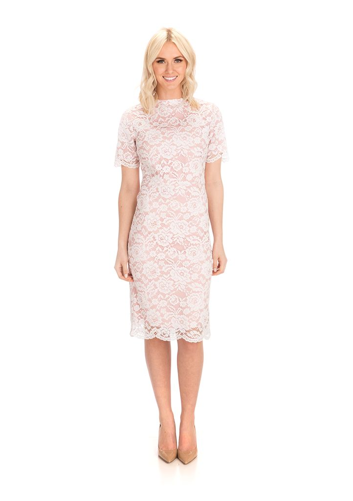 Rose Garden Lace Dress