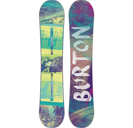Socialite Snowboard