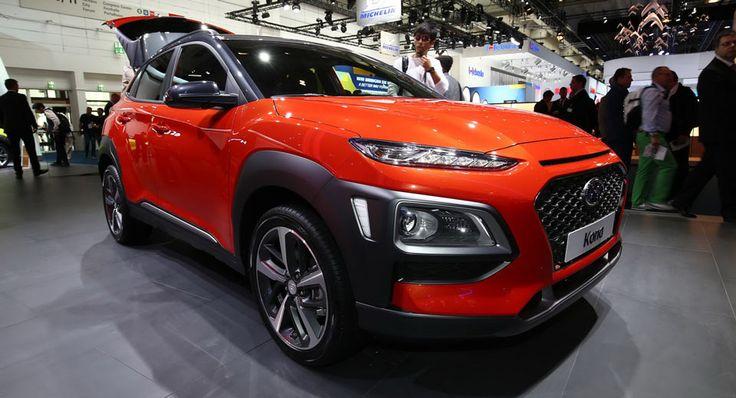 Has Hyundai's New Kona Small SUV Grown On You Yet?