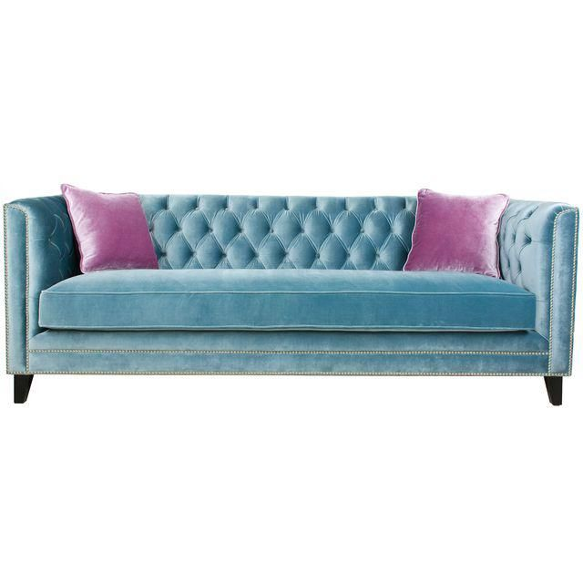 1000+ Ideas About Grey Velvet Sofa On Pinterest