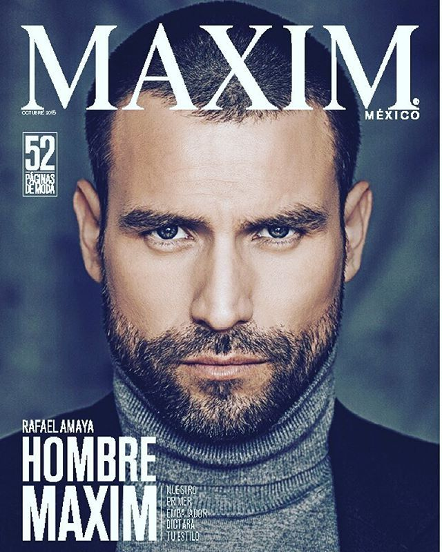 Gracias por elegirme como el primer hombre MAXIM #EspecialDeModaMAXIM  #MAXIMPeople #hombreMAXIM @LatinVasion @Telemundo #Elseñordeloscielos excelente equipo muchísimas gracias!
