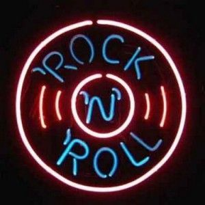 """Also referred to as """"rockabilly"""", rock and roll music was played a recorded in the mid-1950's by white singers such as Elvis Presley, Carl Perkins, Johnny Cash and Jerry Lee Lewis, who drew mainly on country roots. Rock 'N' Roll influenced lifestyles, fashion, attitudes and language. The new music tried to break boundaries and express emotions not yet talked about, an awakening began to take place in American youth culture."""