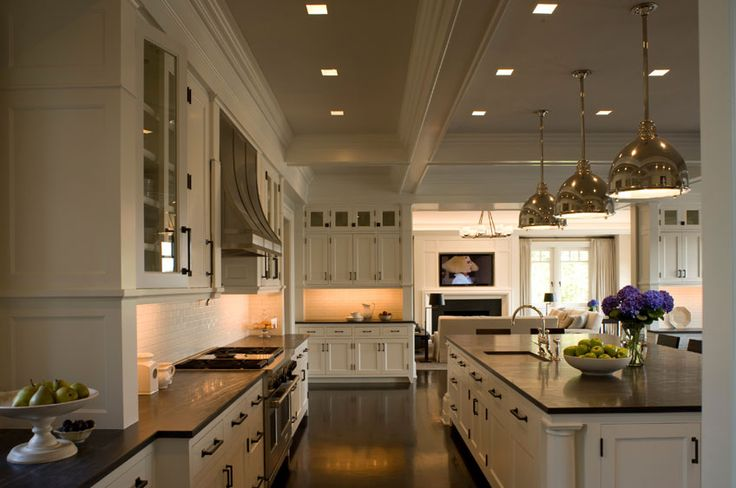 The most beautiful kitchen ever original source for Beautiful kitchen designs