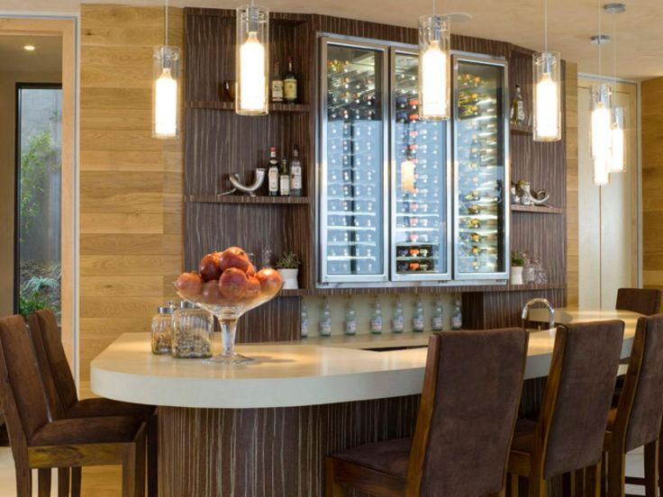 basement bar ideas and designs pictures options tips - Basement Bar Design Ideas