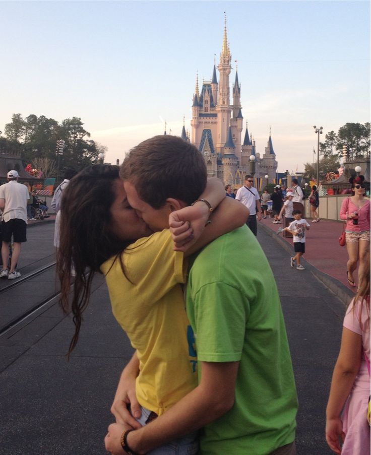 Umm...if a boy took me to Disneyland I would marry him...just saying...