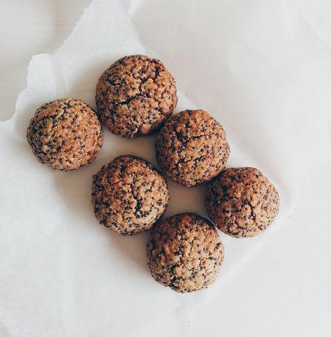 Chia Cookies @ballerina_bites #vegan
