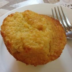 Pan dulce de elote