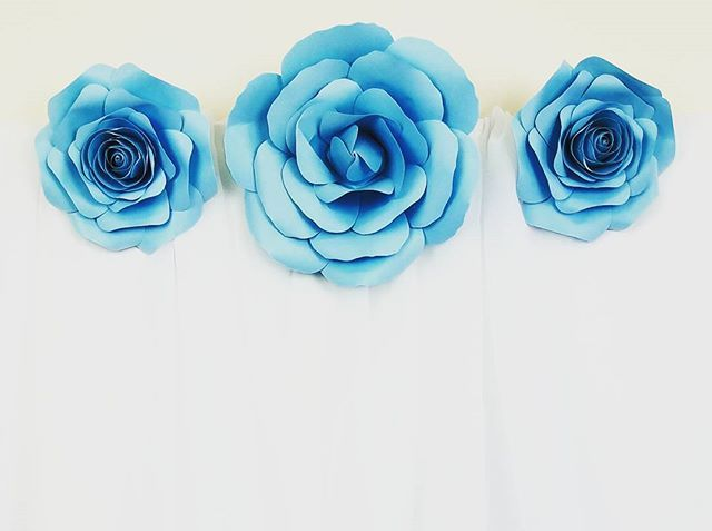 Check out our website at Decorinthebox.com Please like us on Facebook at facebook.com/decorinthebox Beautiful Paper Flower Decor for Sale…