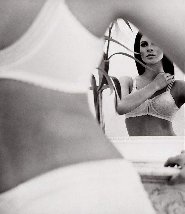 Photo by Guy Bourdin for Vogue Paris, June 1964