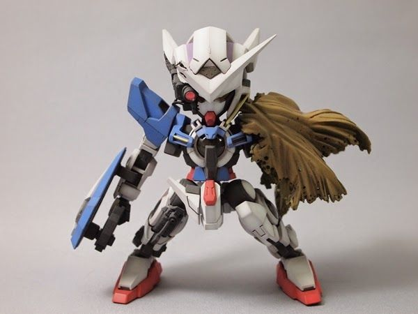 POINTNET.COM.HK - SD Gundam Exia Repair