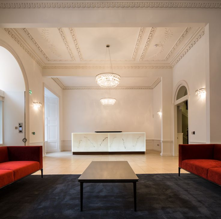 12 best the charlotte square collection grade a office for Office design edinburgh