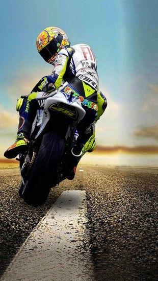 Valentino Rossi 2014 #iphone #wallpaper