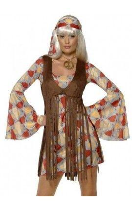 1000 ideas sobre disfraz hippie mujer en pinterest - Estilismo anos 70 ...