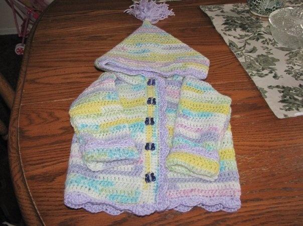 Sophia's sweater
