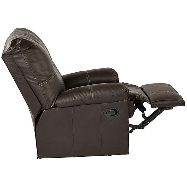 Kensington Recliner Chair ($450) ? liked on Polyvore featuring home furniture chairs. Contemporary ...  sc 1 st  Pinterest & Best 25+ Contemporary recliner chairs ideas on Pinterest | Brown ... islam-shia.org