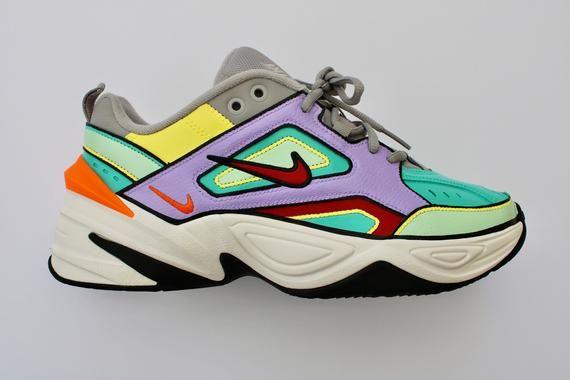 Custom Nike M2K Tekno Nike Colours
